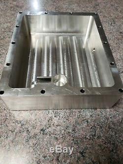 01 02 03 04 05 06 07 08 GSXR 1000 DEEP BILLET OIL PAN W BOLTS 2.25Mini Sprint