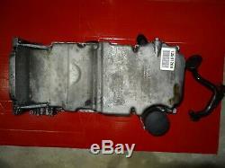 04-06 Pontiac GTO LS1 LS2 Front Sump Oil Pan Kit 5.7 5.3 6.0 LS Swap complete