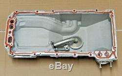 06-13 Corvette C6 Z06 LS7 Dry Sump Oil Pan & Tray GM Part 12605528