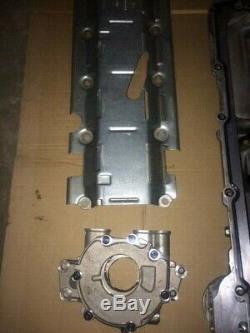 06-13 LS7 LS9 Corvette Oil Pan Dry Sump system GM