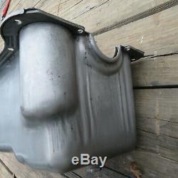 1949 50 51 52 53 Ford Mercury Flathead Oil Pan Deep Sump NICE Dip Stick