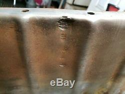 1973 1982 Ford 351C 351M 400 4x4 rear sump oil pan, tube, stud and dipstick