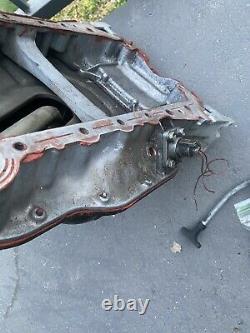 1JZ 1.5JZ 2JZ 2JZGE Lexus SC300 Toyota Supra Rear Sump Oil Pan Kit COMPLETE OEM