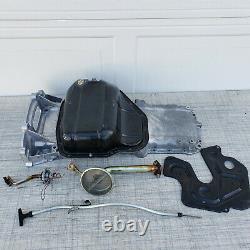 1JZ 2JZ/GE Lexus SC300 Toyota Supra COMPLETE Rear Sump Oil Pan Kit OEM