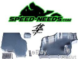 1.5 Low Profile Drag Race Billet Oil Pan & Pickup Hayabusa Gsx1300r 1300r 1340r