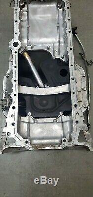 1jz 2jz Ge Lexus Sc300 Toyota Supra Rear Sump Oil Pan Complete Oem