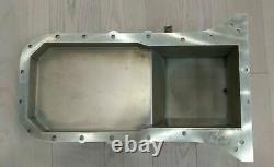 1uz 1uzfe 2uz 3uzfe aluminum rear sump oil pan for Toyota Lexus