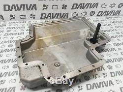 2000 BMW M5 E39 Series 5.0 V8 Petrol Engine S62B50 Oil Pan Lower Part + Sensor