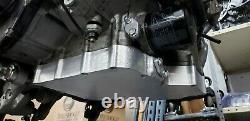 2008-2019 Hayabusa Low Profile Billet Oil Pan W Swivel Pick Up & Cooler Port