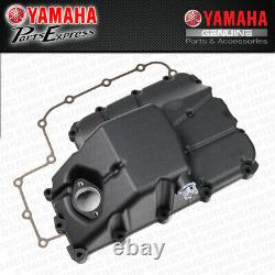 2014 2020 YAMAHA FJ09 FZ09 MT09 XSR900 OEM OIL PAN With GASKET STRAINER COVER