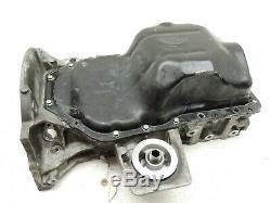 2014 Mitsubishi Evolution Evo X 2.0L Gsr MR Oil Pan Sump Baffle Plate Oem -922