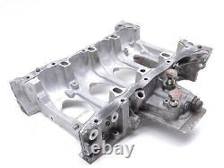 2015 Mitsubishi Evolution Evo X 2.0L Gsr MR Engine Upper Oil Sump Pan Oem -031