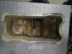 351 Windsor 5.8L Aluminum Oil Pan Deep Sump 351W Winsor FORD V8 Hot Rod Marine