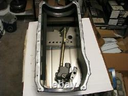351c 351m 400m Canton Rear Sump Oil Pan, Pick-up Tube And Oil Pump