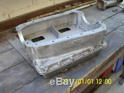 600 850 Fiat Abarth Pbs Split Oil Pan Sump Vintage Race