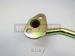 79-95 Fox Body 7qt Dual Sump Aluminum Drag Oil Pan Small Block Ford 302 289 SBF