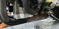 99 00 01 02 03 04 05 06 07 Hayabusa Low Profile Billet Oil Pan W Pick Up & Bolts