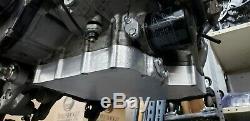99-07 Hayabusa Low Profile Billet Oil Pan W Pick Up Has Oil Cooler Port