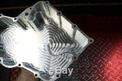 99 20 1999 2020 Hayabusa 2'' Low Profile Billet Oil Pan No Hardware Os