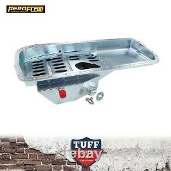 Aeroflow Front Sump Oil Pan RWD For R32 R33 R34 Nissan Skyline RB20 RB25 RB30