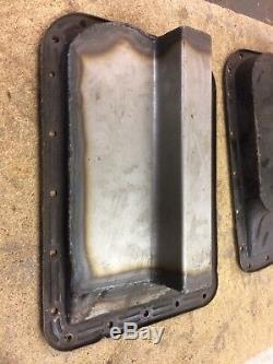 Alfa Romeo Boxer Engine Dry Sump Pans, Alfasud, Sud, 33 Race Rally Racing 8v