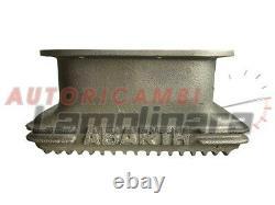 Alloy oil pan aluminum oil sump for Fiat 124 125 131 ABARTH replica