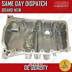Aluminium Oil Sump Pan For Audi A4 B6 B7 A6 4f C6 1.9 2.0 Tdi 20042011