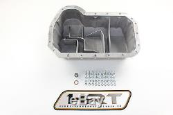 Aluminium Rennsport Ölwanne OIL PAN für VW Golf 1 8V Weber Einzeldrosselklappen