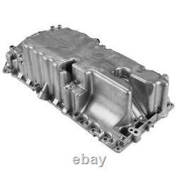 Aluminum Engine Oil Pan for Volvo C30 C70 S40 S40 2.4L 2.5L 30777739 30777912