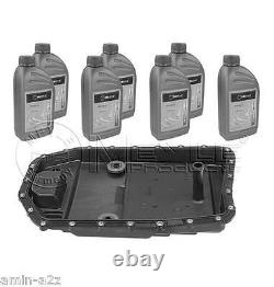 BMW 3 (E90) Automatic Transmission Gearbox Pan SEAL Sump Filter 7L Oil Kit new