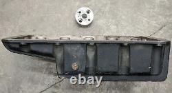 BMW Airhead Extended Deeper Oil Pan Sump with Oil Pickup Adapter