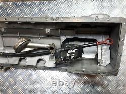 BMW E30 E34 M50 M52 S50 S52 Oil pan (Sump) oil pick up and dip stick sensor plug