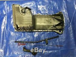 BMW E30 M50 M52 M54 S50 S54 Front Sump Oil Pan Sump conversion kit swap