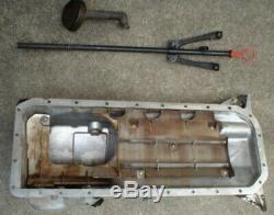 BMW E34 520i 525i M50 M52 OIL SUMP PAN (BMW E30 M50 M52 SWAP CONVERSION KIT)