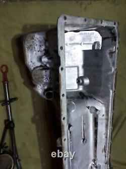 BMW E34 525i 5 Series Oil Pan Front Sump E30 E28 M50 M52 S50 S52 S54 Swap kit