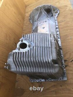 BMW E34 525i 5 Series Oil Pan Front Sump E30 E28 M50 M52 S50 S52 S54 Swaps