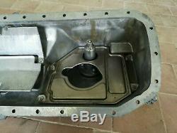 BMW E34 E32 Oil Pan Oil sump pan OEM used 11131708345