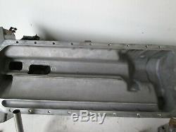 BMW E36 M3 3.2 evo S50B32 twin oil pump with sump pan dip stick tube bolts 3