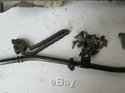 BMW E36 M3 3.2 evo S50B32 twin oil pump with sump pan dip stick tube bolts CLEAN