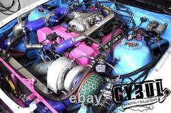 BMW E36 and Z3 V8 1UZ-FE 3UZ-FE rear oil pan for engine swap by CYBUL
