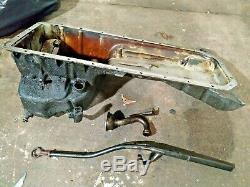 BMW E38 728i M52 E34 M50 OIL SUMP PAN (FOR BMW E30 M50 M52 M54 SWAP CONVERSION)