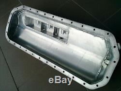 BMW M30 e9 e12 e24 e28 Dry Sump Pan 3.0 3.5