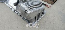 Bmw E30 E34 M50 M52 S50 S52 Oil Pan Sump Dipstick Oem