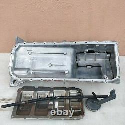 Bmw E34 M50 Oil Pan Sump Kit Pickup Tube & Dipstick E30 M52 S52 M54 24v Swap