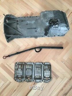 Bmw E38 M52b28tu Oil Pan Dipstick Pickup M54 Swap E30 E34 M52 M50
