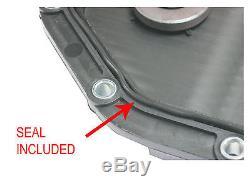 Bmw E60 E61 E90 E92 Automatic Gearbox Transmission Sump Pan + Oil Meyle C991