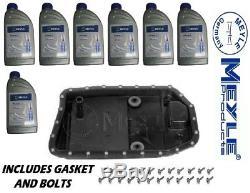 Bmw E60 E61 E90 E92 X5 Meyle Oil & Automatic Gearbox Transmission Sump Pan