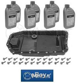 Bmw E60 E90 X1 X3 X6 X5 Z4 Auto Gearbox Transmission Sump Pan + Oil 900103998