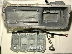 Bmw Rare E30 E34 E38 M50 M52 M54 S52 S54 Oil Pan Sump Dipstick Pickup Tube Teste