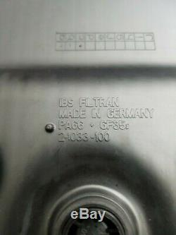 Bmw zf 6 speed 6hp19 6hp21 automatic gearbox genuine zf sump pan 7L oil kit